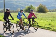 Cycling Plitvice Country