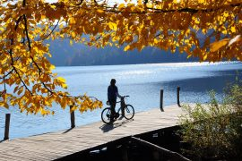 Cycling Plitvice Lakes 2
