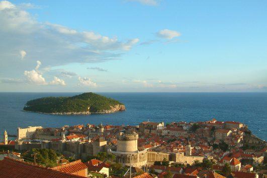 Dubrovnik view 4