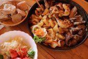 Traditional Croatian Peka
