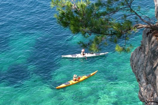 Kolocep sea kayaking box