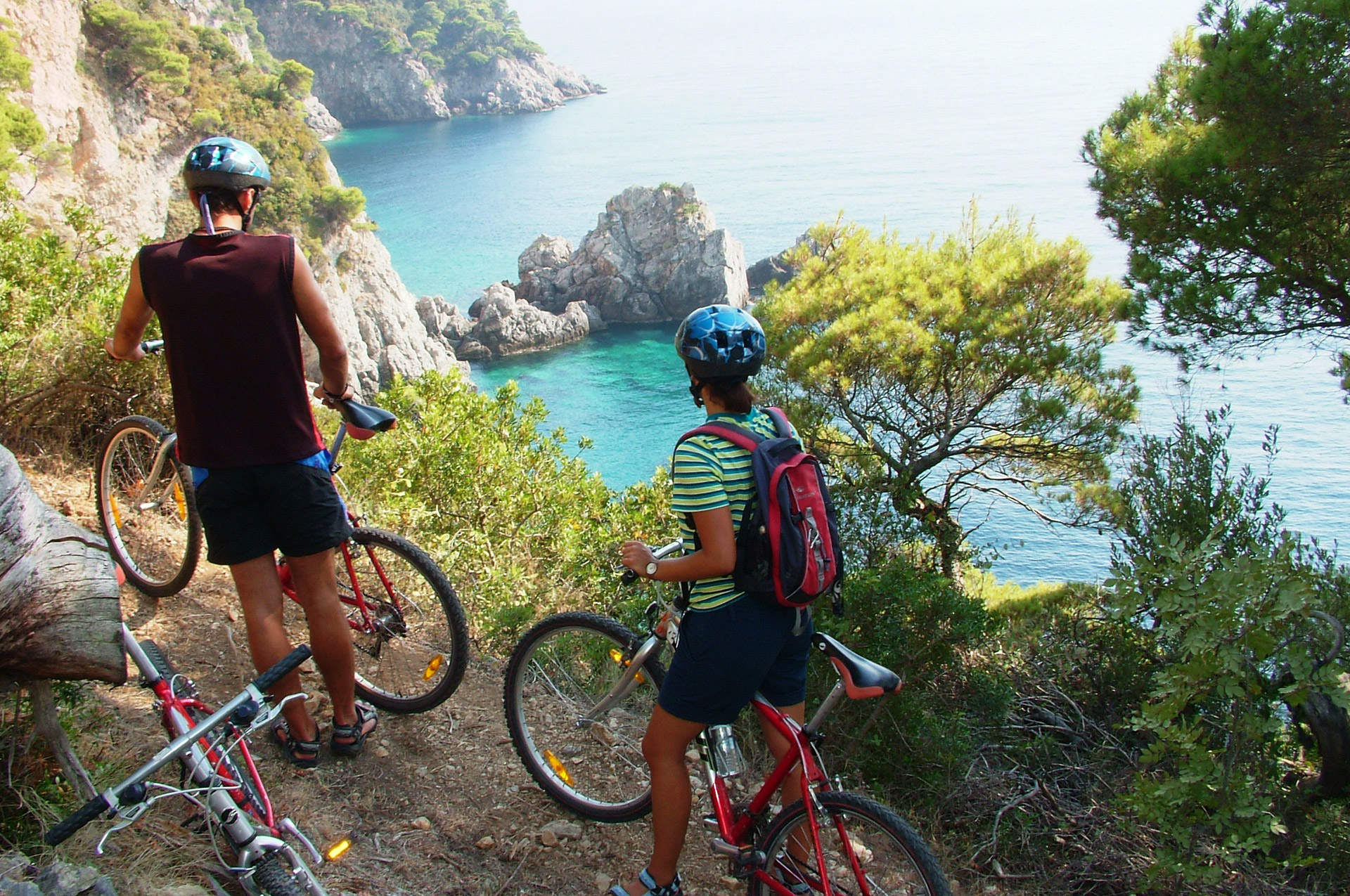 Istrian Countryside Cycling trip header 4