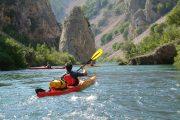 Kayak Discovery adventure trip Zrmanja