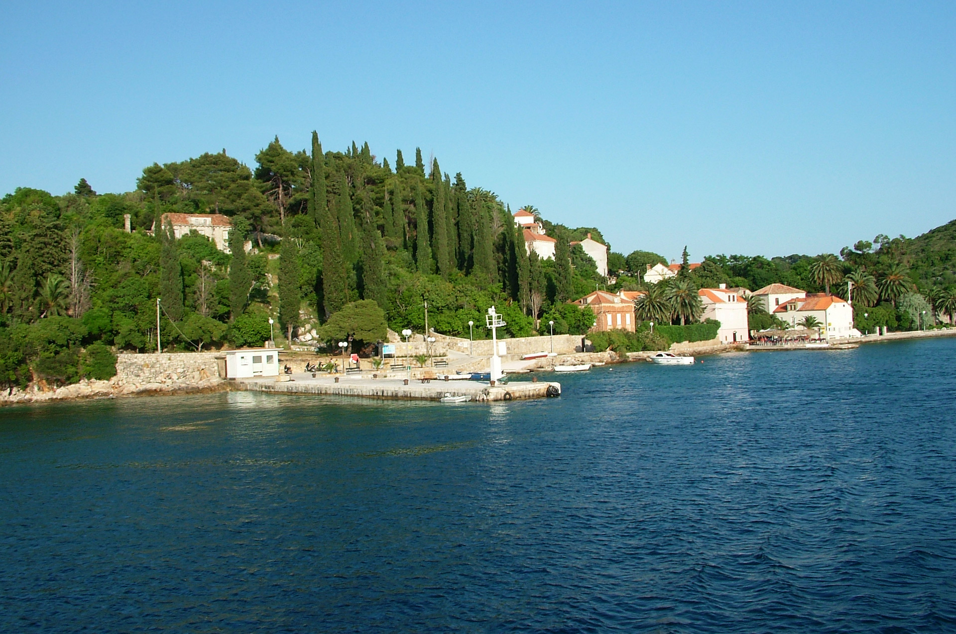 How To Get From Dubrovnik To Kolocep Island