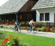 Korana Village Plitvice Cycling in Croatia