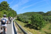 Cycling Zvecaj Croatia