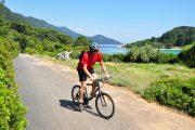 Mljet Island NP cycling