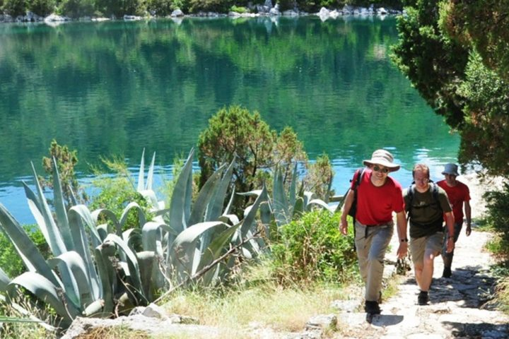 Mljet Walking Croatia