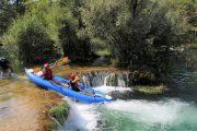 Croatia River Kayaking