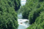 Mreznica River rafting 003