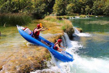 Mreznica Kayaking Croatia
