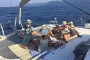 Sailing Croatia People