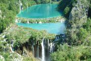 Plitvice Lakes National Park walking trip header
