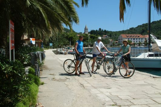 Sail and Bike 5 day weekday in Croatia