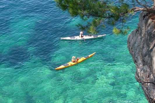 Sea Kayaking Dubrovnik Croatia