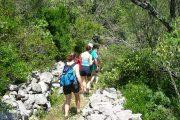 Sipan hiking trail