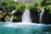 Zrmanja Waterfall Croatia