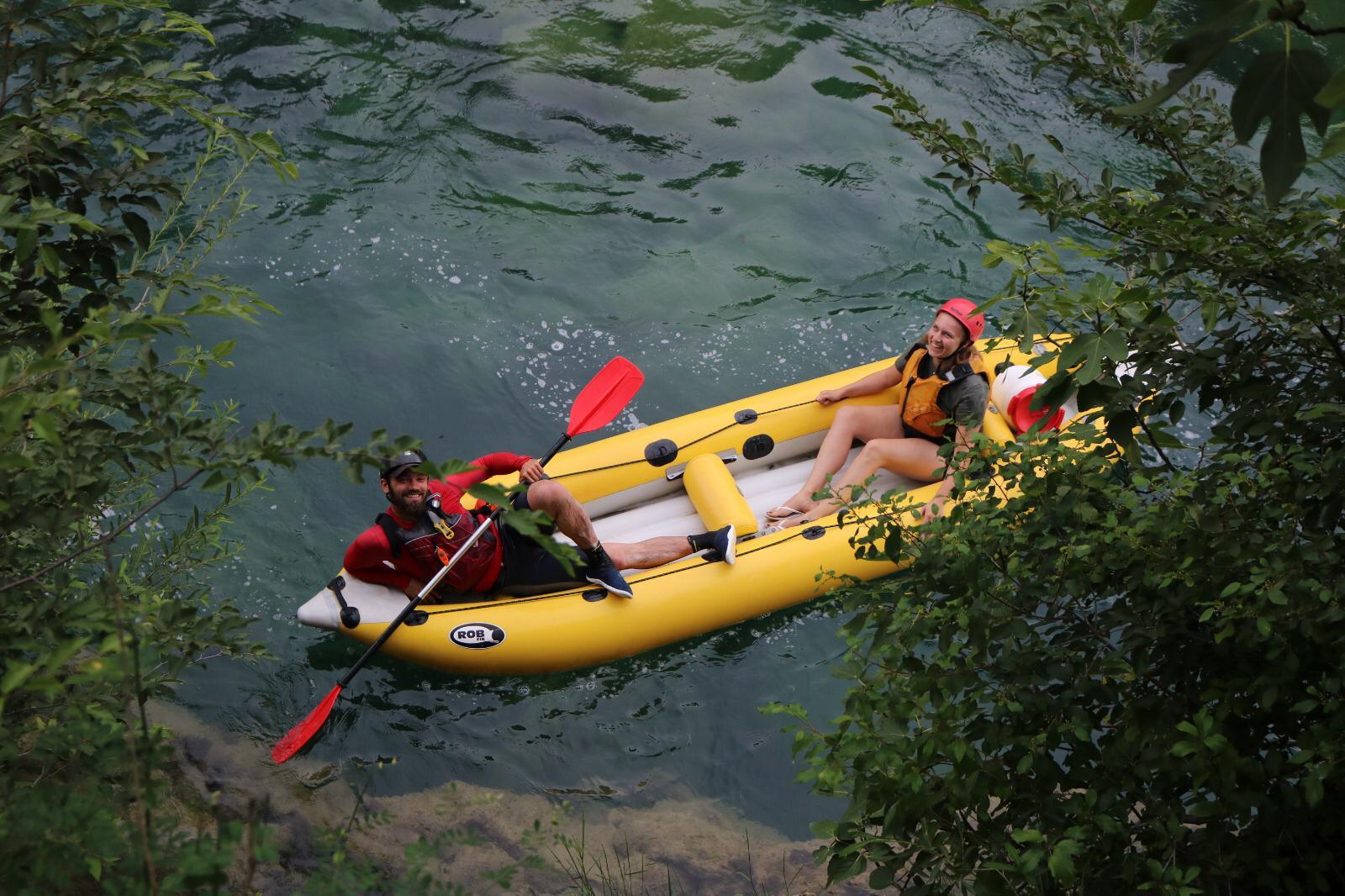 River and Sea Adventure Break