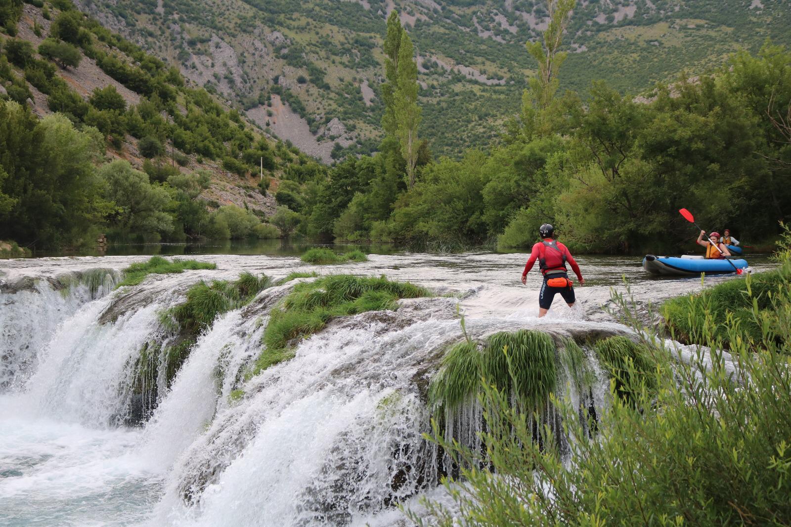 Zrmanja Kayaking Croatia