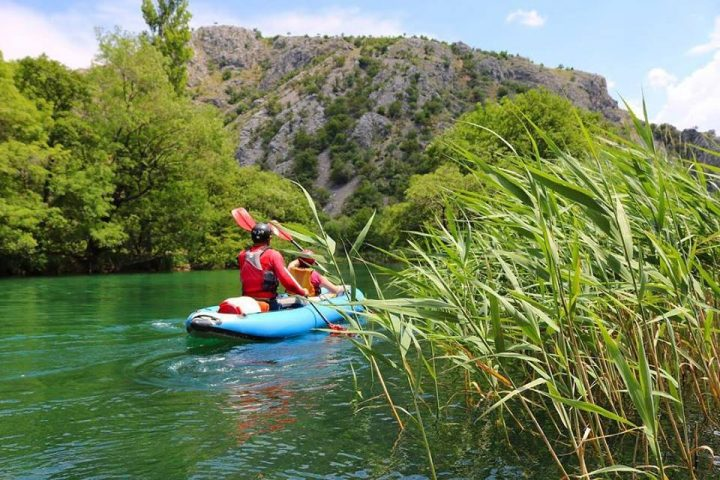 Zrmanja Kayaking Croatia
