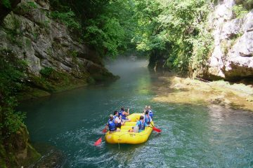 rafting trip cover