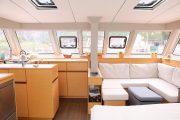 Catamaran Nautitech Interior