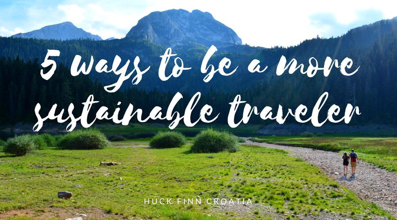 suastainable tourism