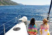 Sailing Croatia Catamaran