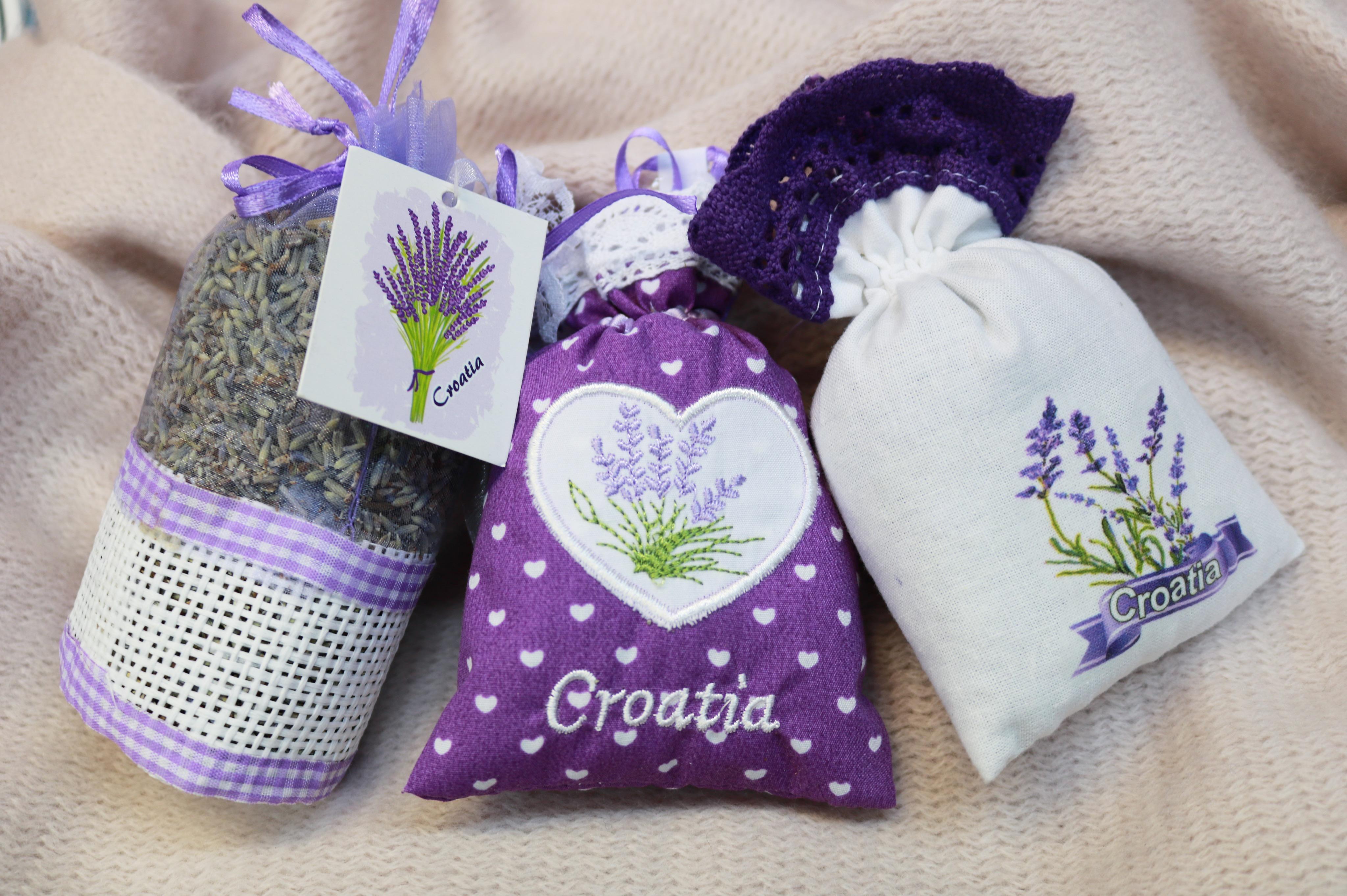 Lavender souvenir Croatia