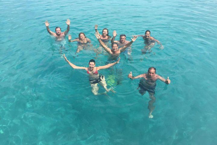 Adventure Sailing People