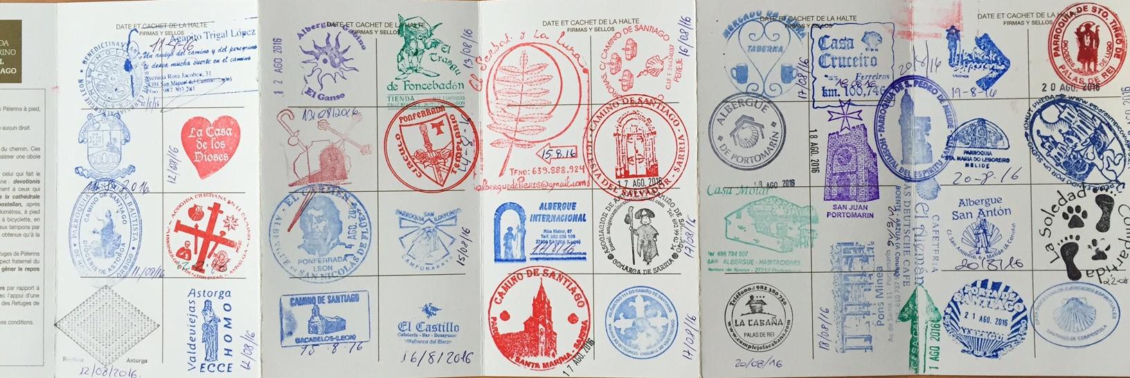 camino passport