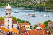 Skradin Croatia Sailing