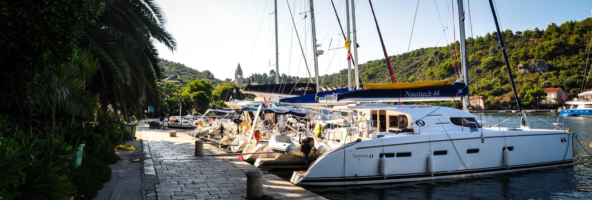 Dubrovnik & Montenegro Sailing