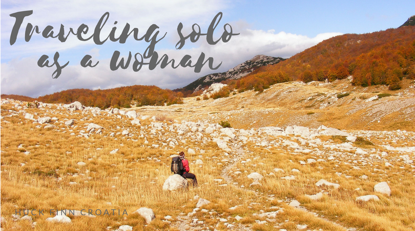 Traveling solo as a woman