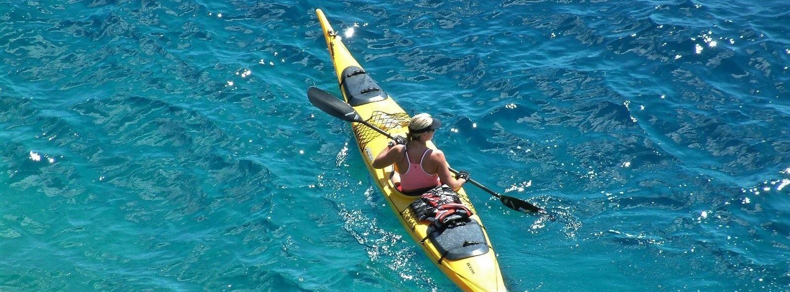 Dubrovnik Kayaking and Cycling Break