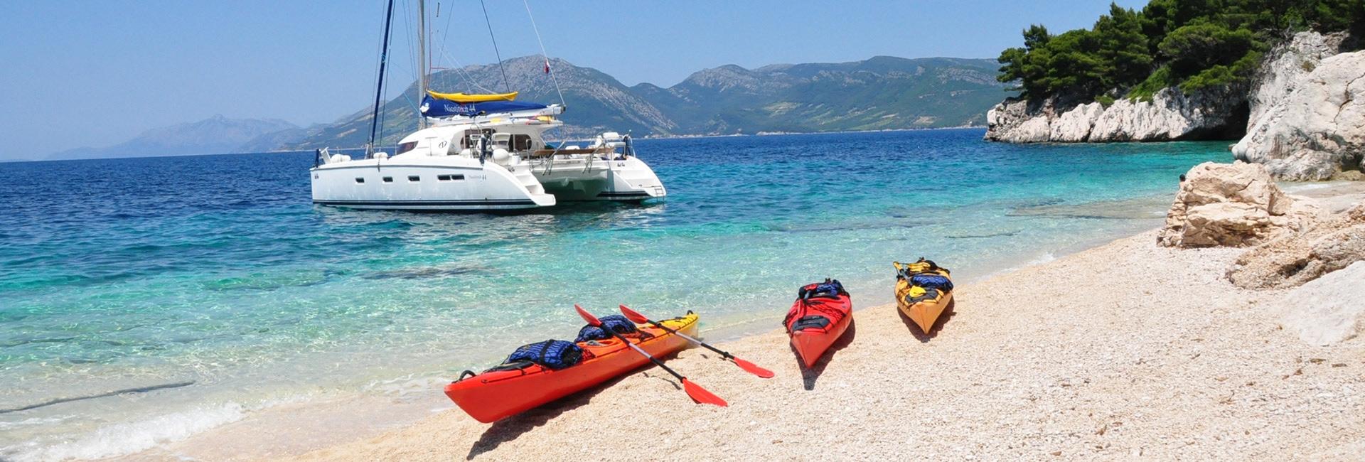 Dubrovnik Adventure Sailing Break