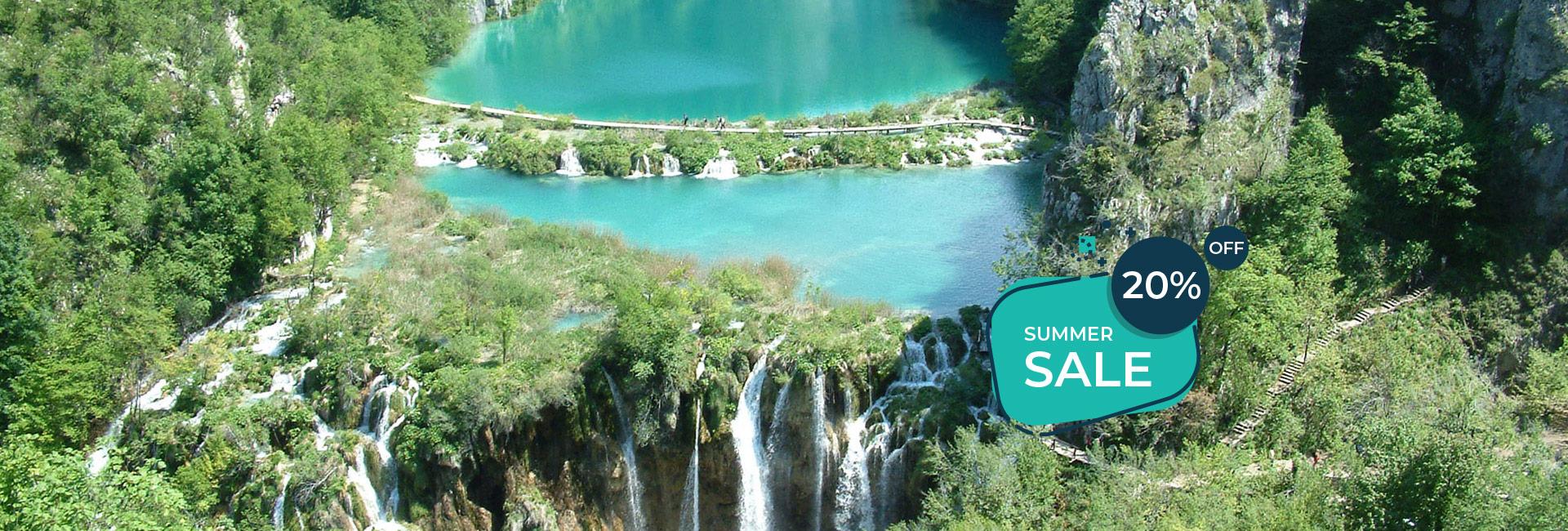 Plitvice Lakes Active Retreat