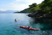 Sea Kayaking Croatia