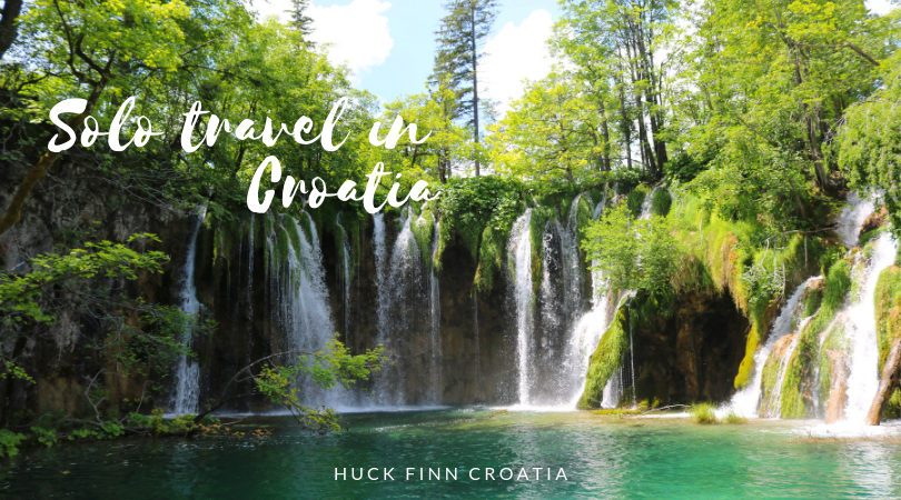 Solo Travel Croatia Plitvice