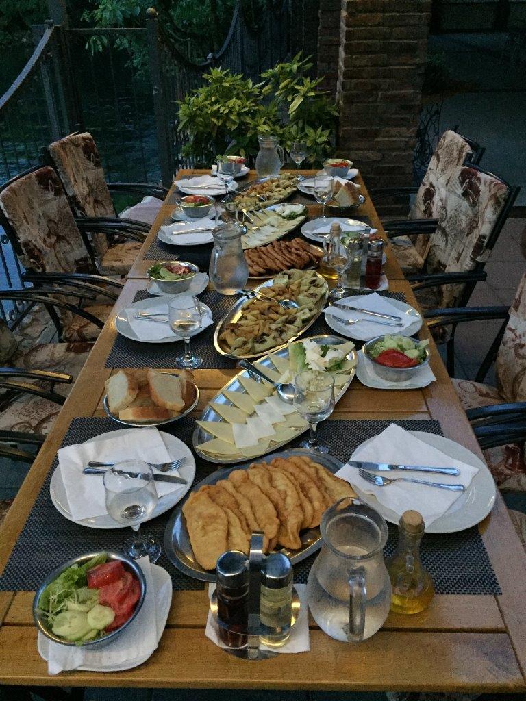 Traditional Bosnian food