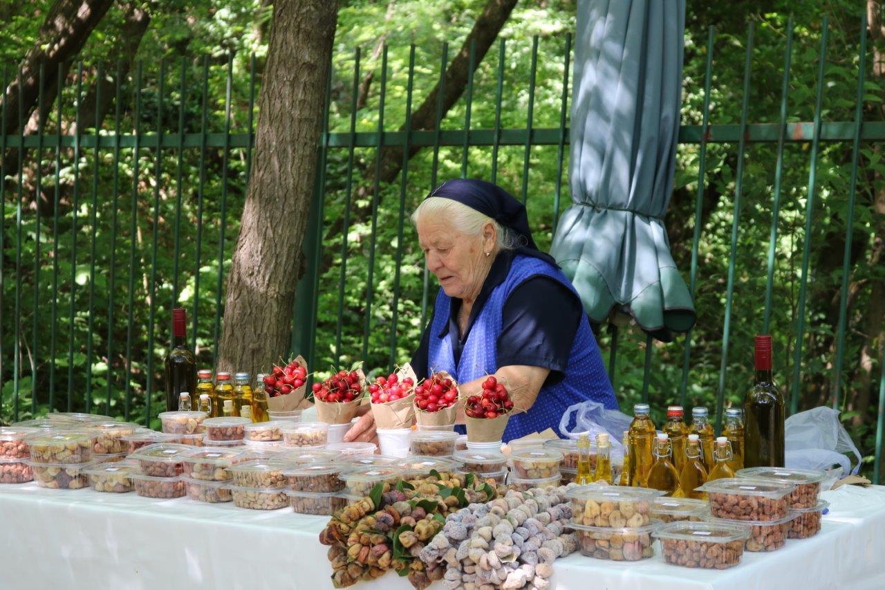 Krka Croatia Homemade traditional local