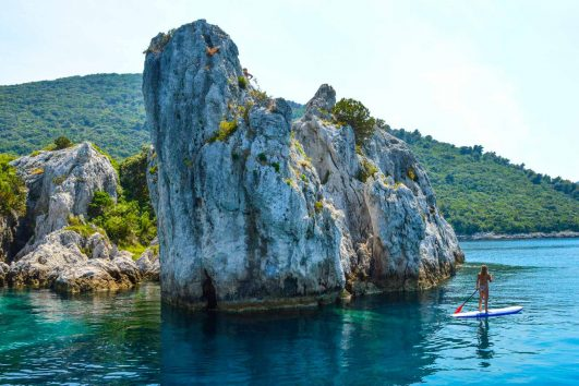 Croatia Adventure Sailing