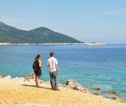 Mljet-Island-NP-walking