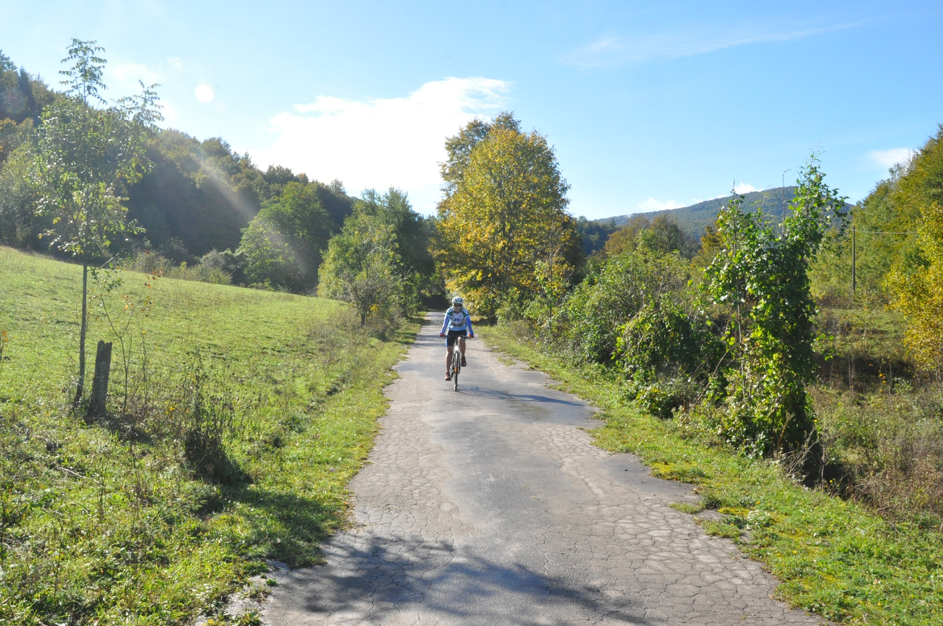 Cycling Tour Of Plitvice Lakes Area With Huck